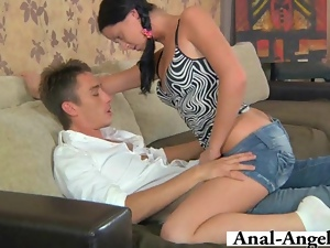 Anal, Ass, Couple, Creampie