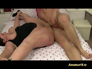 Babes, Fat, Flexible, Fucking, Gymnast