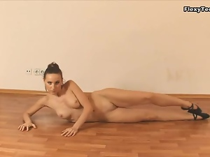 Ballerina, Beautiful, Dancing, Flexible, Skinny, Watching