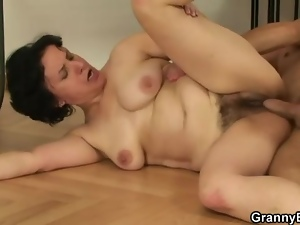 Blowjob, Cunt, Fucking, Hairy, Mature
