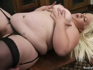 Bbw, Garter belts, Hardcore, Slut, Stockings