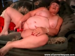 Bbw, Bitch, Dildo, Fat, Masturbating, Mature, Old, Sucking