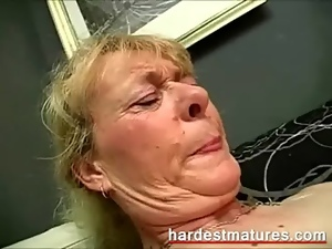 Dick, Fingering, Grandma, Granny, Hardcore, Housewife, Mature, Old, Sucking