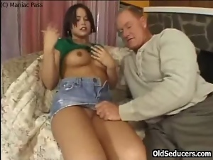 Ass to mouth, Blowjob, Brunettes, Fucking, Old, Piercing, Pussy