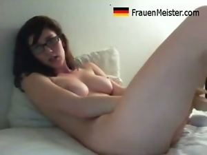 Amateur, German, Webcam