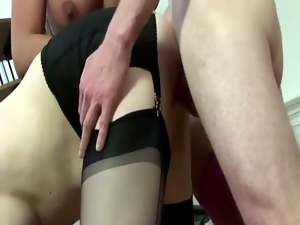 Action, Blowjob, British, Classy, Crazy, Dirty, European, Mature, Milf, Shoejob, Stockings, Threesome