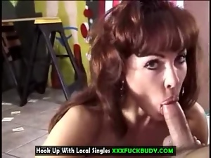 Anal, Blowjob, Couple, Cum, Mature, Oral, Pov, Redheads, Tits