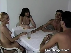Dirty, Fucking, Gangbang, Group sex, Hardcore, Orgy, Party, Poker, Reality