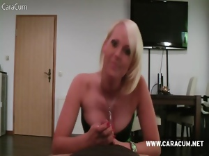 Blondes, Dirty, German, Instruction, Masturbating, Talk, Wanking