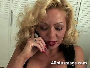 Blondes, Hardcore, Housewife, Mature, Milf, Phone, Wife