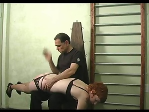 Bdsm, Bizarre, Bondage, Fetish, Hogtied, Panties, Slave