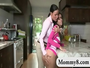 Action, Blowjob, Brunettes, Crazy, Glasses, Hardcore, Lesbian, Licking, Mature, Mom, Mother, Pussy, Stepmom, Teens, Threesome, Tits