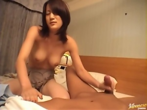 Chick, Hairy, Horny, Hotel, Japanese