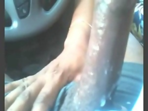 Amateur, Bbw, Black, Blowjob, Car, Cocksucking, Dick, Ebony, Hooker, Prostitute, Swallow