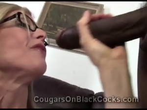Black, Blondes, Blowjob, Dick, Experienced, Glasses, Interracial, Licking, Mature, Stockings, Sucking, Whore
