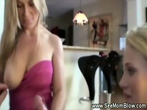 Bitch, Blowjob, Cocksucking, Dick, Horny, Mature, Milf, Mom, Mom girl, Sucking, Teens