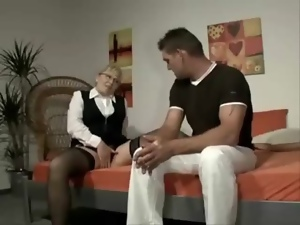 Blondes, Blowjob, Bush, European, Experienced, Fucking, Glasses, Granny, Licking, Mature, Milf, Old, Pantyhose, Rough, Young