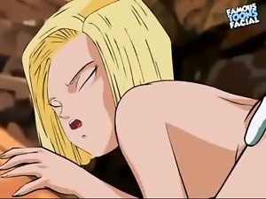 Anal, Anal fucking, Animation, Anime, Blondes, Blowjob, Hentai, Toon