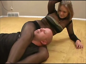 Bdsm, Domination, Fetish, Lady, Tits, Wrestling