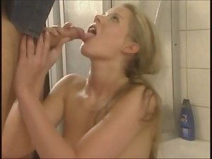 Classic, Dirty, Fucking, German, Grinding, Horny, Kissing, Pornstars, Raunchy, Shower, Wet