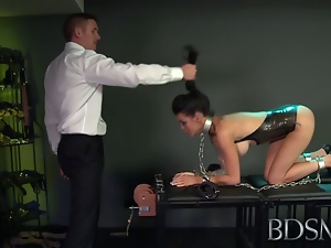 Bdsm, Chained, Domination, Femdom, Hardcore, Old, Spanking, Teens, Wet, Young