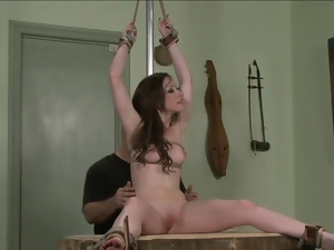 Bdsm, Tickling, Tied up