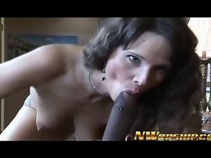 Black, Blowjob, Brunettes, Cougar, Dick, Interracial, Milf, Mom, Riding, Sucking