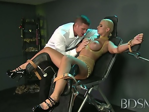 Bdsm, Big tits, Gyno exam, Hardcore, Lady, Master, Medical, Spanking, Submissive, Young