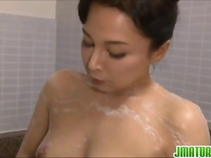 Asian, Cougar, Japanese, Masturbating, Mature, Milf, Naughty, Voyeur, Wild