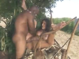 Anal, Babes, Black, Ebony, Hardcore, Interracial, Jungle