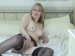Bitch, British, Mature, Milf