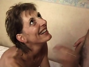 Action, Aged, Anal, Butthole, Crazy, French, Hairy, Hirsute, Mature, Milf, Mom, Slim, Thin, Threesome