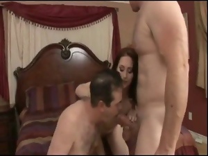 Bisexual, Cuckold, Cumshots, Face sitting, Husband