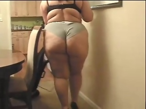 Ass, Bbw, Butt, Flashing, Vacuum, Voyeur, Webcam