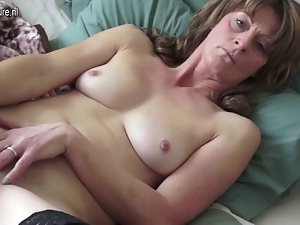 Amateur, British, English, Granny, Hairy, Mature, Milf, Mom, Sex toys