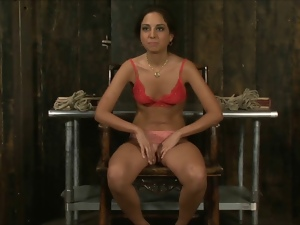 Bdsm, Brunettes, Intro