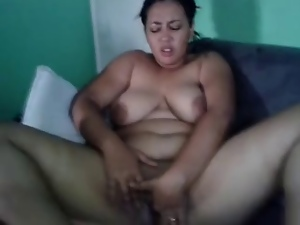 Amateur, Bbw, Brazilian, Cute, Flashing, Masturbating, Wife