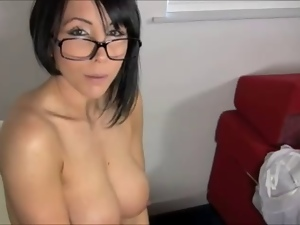 Big tits, British, Denial, Jerk off instruction, Masturbating, Tease, Tits