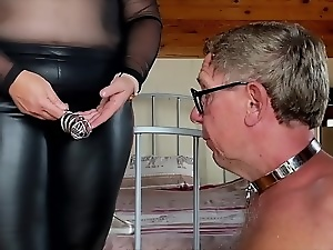 Bdsm, Big butt, Dominatrix, Femdom, Hardcore, Humiliation, Mature, Mistress, Slave, Toilet